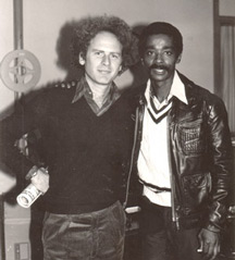 Spider Harrison and Art Garfunkel